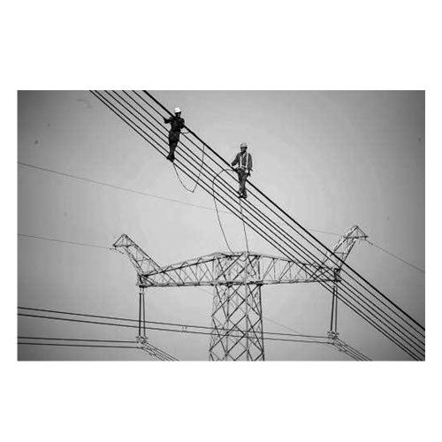 锡盟-山东1000KV特高压交流输变电线路工程- 订货单位:湖南省送变电工程公司