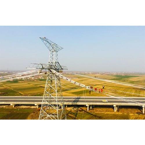 内蒙古锡盟~江苏泰州±800千伏特高压直流输电线路工程3标段(卡伦后沟-跳沟西)-订货单位:北京电力工程公司