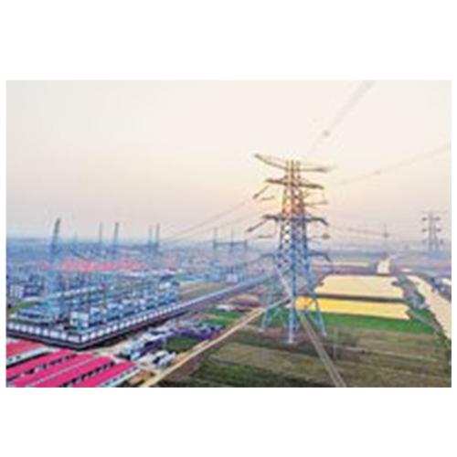 蒙西-天津南1000KV交流特高压输变电工程-订货单位:北京送变电公司