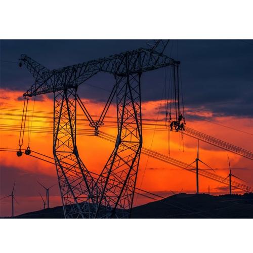 500KV新余II变电站新建工程-订货单位:江西省送变电建设公司