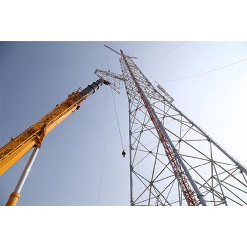榆横-潍坊1000千伏特高压交流输变电线路工程(16标)-订货单位:江西省送变电工程公司