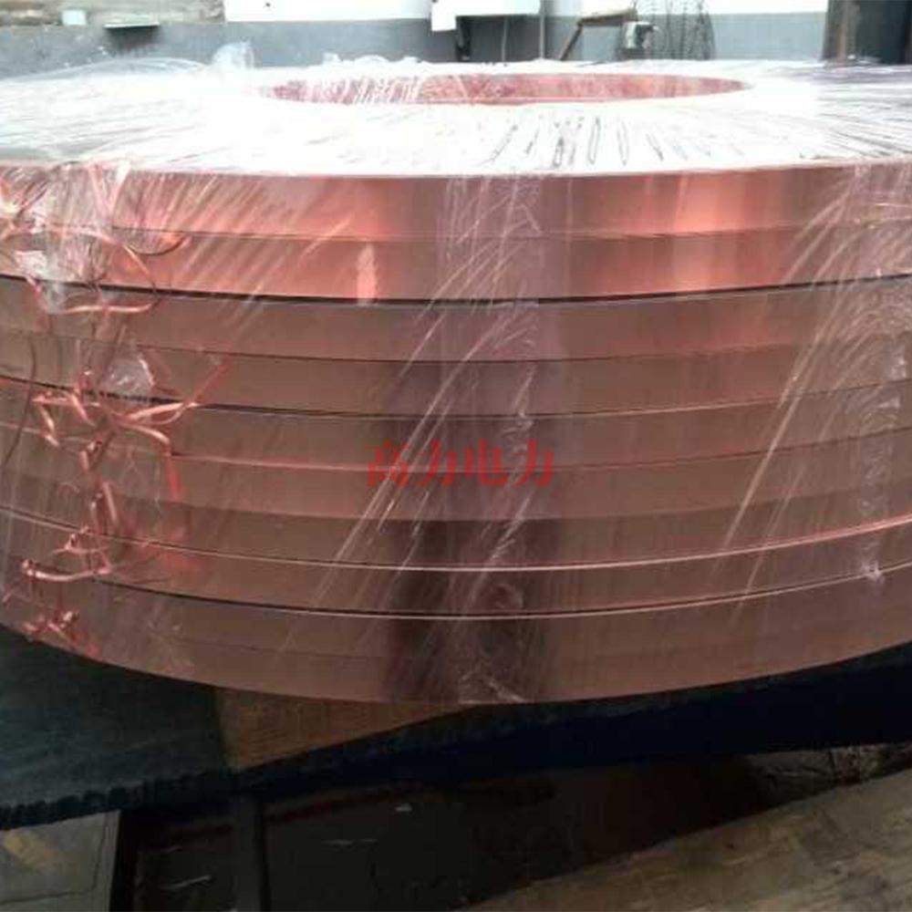 北京铜包扁钢